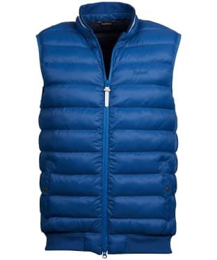 Men's Barbour Cartmel Gilet - Loch Blue
