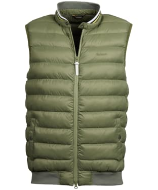 Men's Barbour Cartmel Gilet - Light Moss