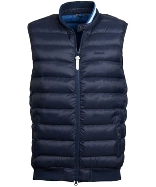 Men's Barbour Cartmel Gilet - Navy