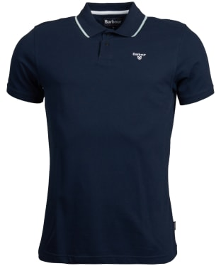 Men's Barbour Aubrey Polo Shirt - Navy