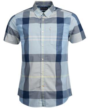 Men's Barbour Croft Short Sleeved Shirt