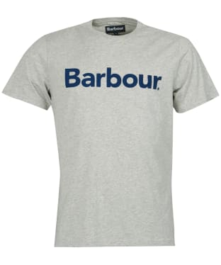 Men's Barbour Ardfern Tee - Light Grey Marl