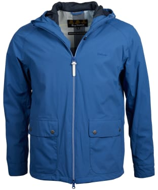 Men's Barbour Howtown Waterproof Jacket - Loch Blue