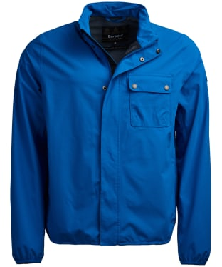 Men's Barbour International Mildenhall Waterproof Jacket - Frost Blue