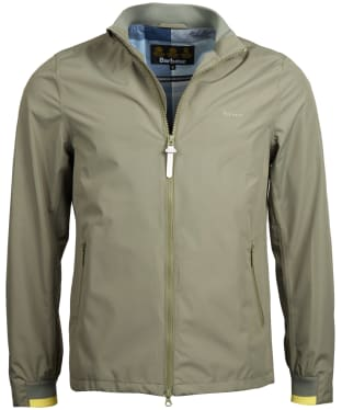 Men's Barbour Brimstone Waterproof Jacket - Light Moss
