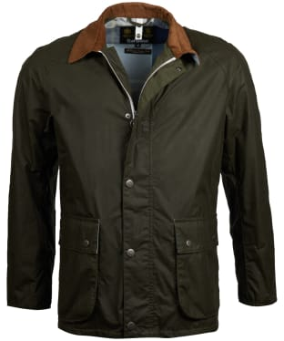 Men's Barbour Rothay Wax Jacket - Archive Olive