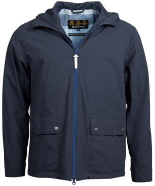 Men's Barbour Howtown Waterproof Jacket - Navy