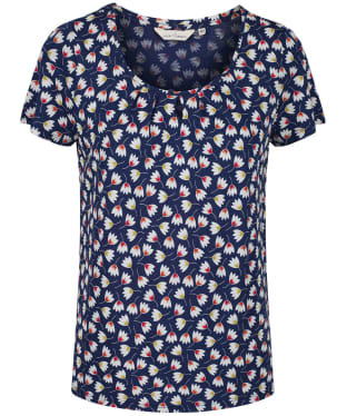 Women's Seasalt Appletree Top - Tulip Geo Marine