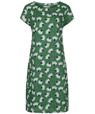 Women's Seasalt River Cove Dress - Tulip Geo Hedgerow