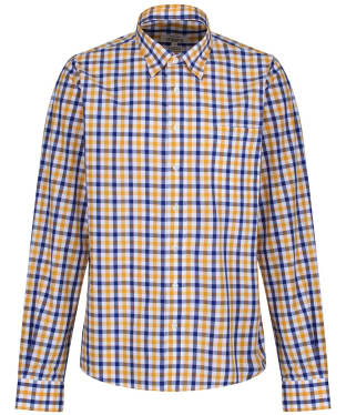 Men's Dubarry Coachford Shirt - Sunflower