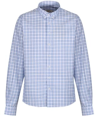 Men's Dubarry Ferns Shirt - Blue Multi