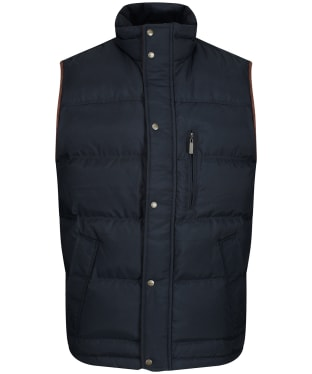 Men's Schöffel Richmond Down Gilet - Midnight