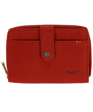 Dubarry Portrush Leather Wallet - Poppy