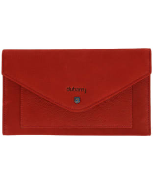 Women's Dubarry Athlone Leather Purse - Poppy
