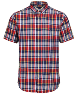 Men's GANT Plaid Oxford Shirt