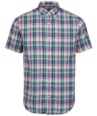 Men's GANT Plaid Oxford Shirt