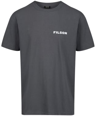 Men's Filson Outfitter Graphic T-shirt - Blue Steel