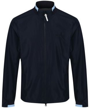 Men's Barbour Brimstone Waterproof Jacket - Navy