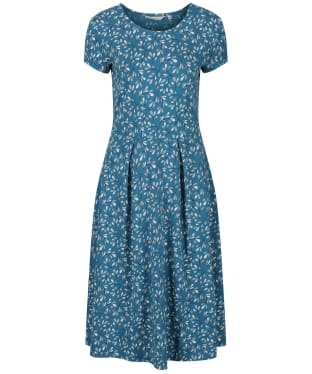 Women's Seasalt Riviera Dress - Tossed Seaweed Dark Briney