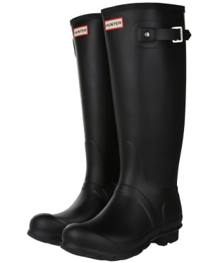 Women's Hunter Original Tall Wide Wellington Boots