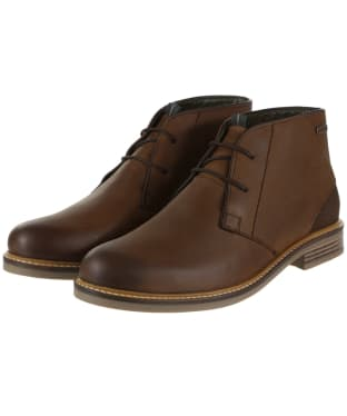 Men's Barbour Readhead Chukka Boots - Timber Tan