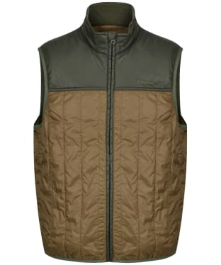 Men's Filson Ultra-Light Vest - Field Olive
