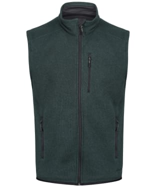 Men's Filson Ridgeway Fleece Vest - Spruce