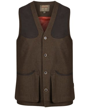 Men's Musto Stretch Technical Tweed Waistcoat - Thornbury