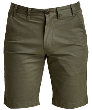 Men's Barbour Performance Neuston Shorts - Light Olive