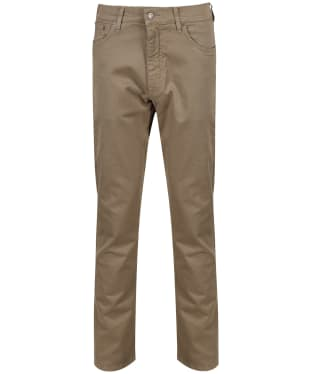 Men's GANT Regular Desert Jeans - Desert Brown