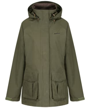 Women's Musto BR1 Burnham Waterproof Jacket - Dark Moss