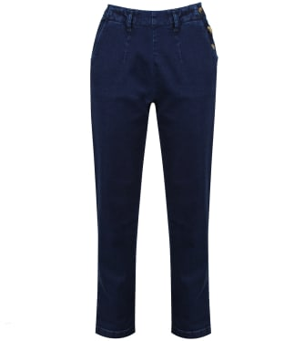 Women's Seasalt Waterdance Trouser - Dark Indigo Wash