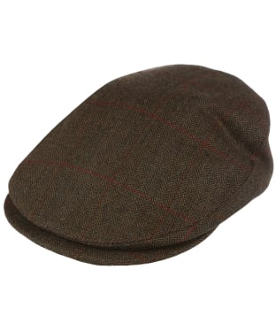 Men's Schoffel Countryman Tweed Cap - Windsor Tweed
