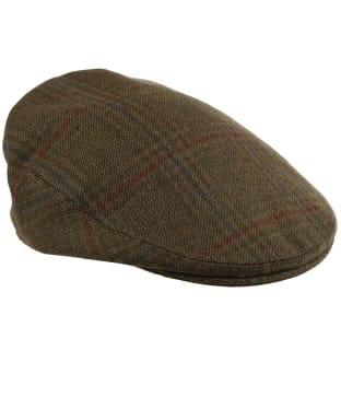 Men's Schoffel Tweed Classic Cap - Buckingham Tweed