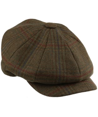 Men's Schöffel Newsboy Cap - Buckingham Tweed