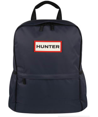 Hunter Original Small Nylon Backpack - Navy