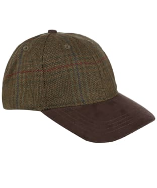 Schöffel Tweed Baseball Cap - Buckingham Tweed