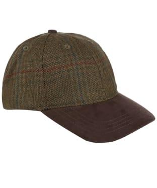 Schöffel Tweed Baseball Cap - BUCKINGHAM TWD