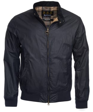 Men's Barbour Lightweight Royston Waxed Jacket