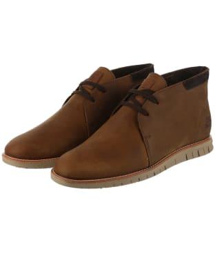 Men's Barbour Boughton Chukka Boot - Brown