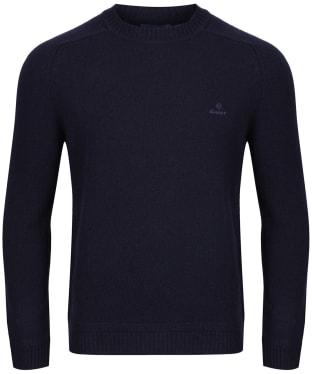 Men's GANT Shetland Crew Neck Sweater