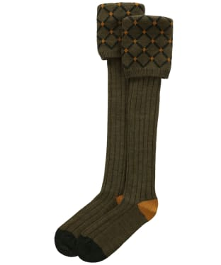 Pennine Regent Shooting Socks - Old Sage