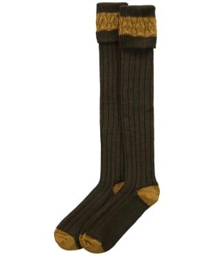 Pennine Byron Socks - Greenacre