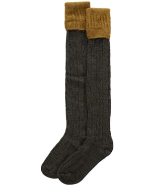 Men's Pennine Defender Shooting Socks - Pollen
