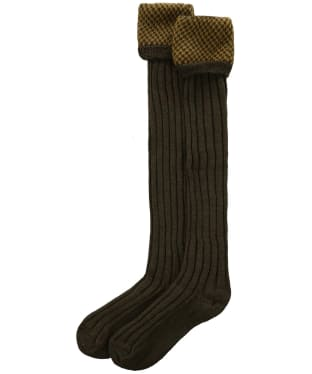 Men's Pennine Penrith Shooting Socks - Pollen