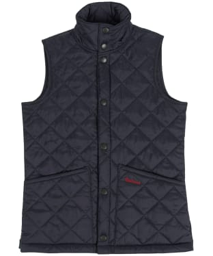 Boy's Barbour Liddesdale Gilet, 6-9yrs - Navy