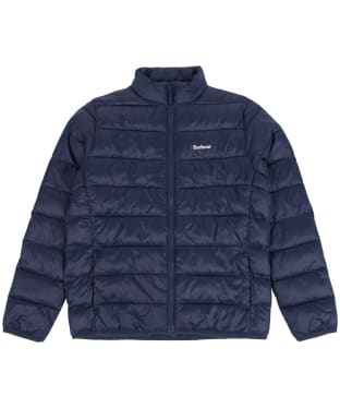 Boy's Barbour Penton Quilted Jacket, 6-9yrs - Navy