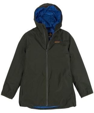 Boy's Barbour Allen Waterproof Jacket, 2-9yrs - Sage