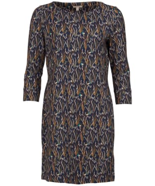 Women's Barbour Exmoor Dress - Navy