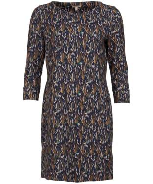 Women's Barbour Exmoor Dress - Navy